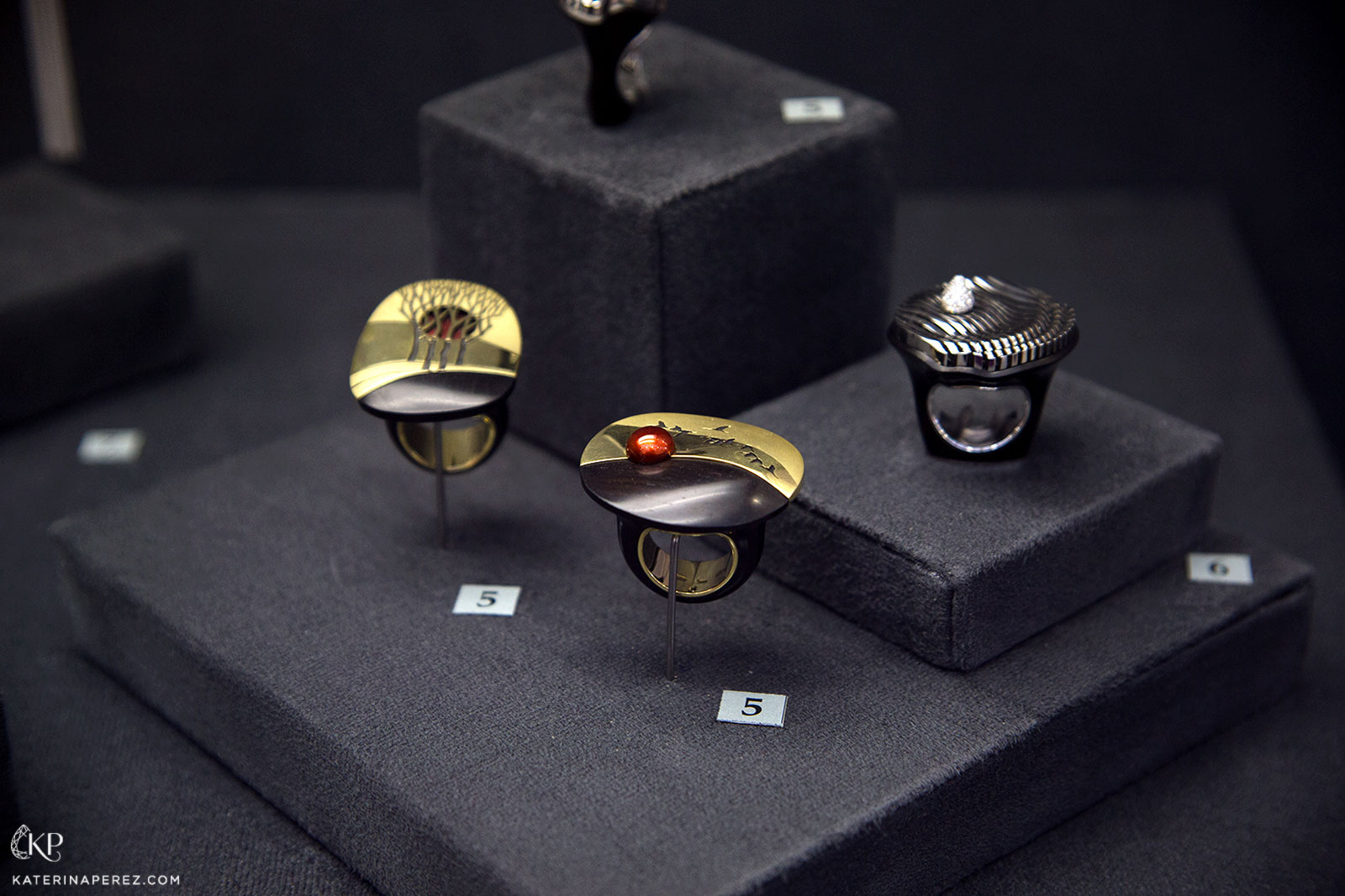 Rings created at 'Russian crafts' centre in Yaroslavl