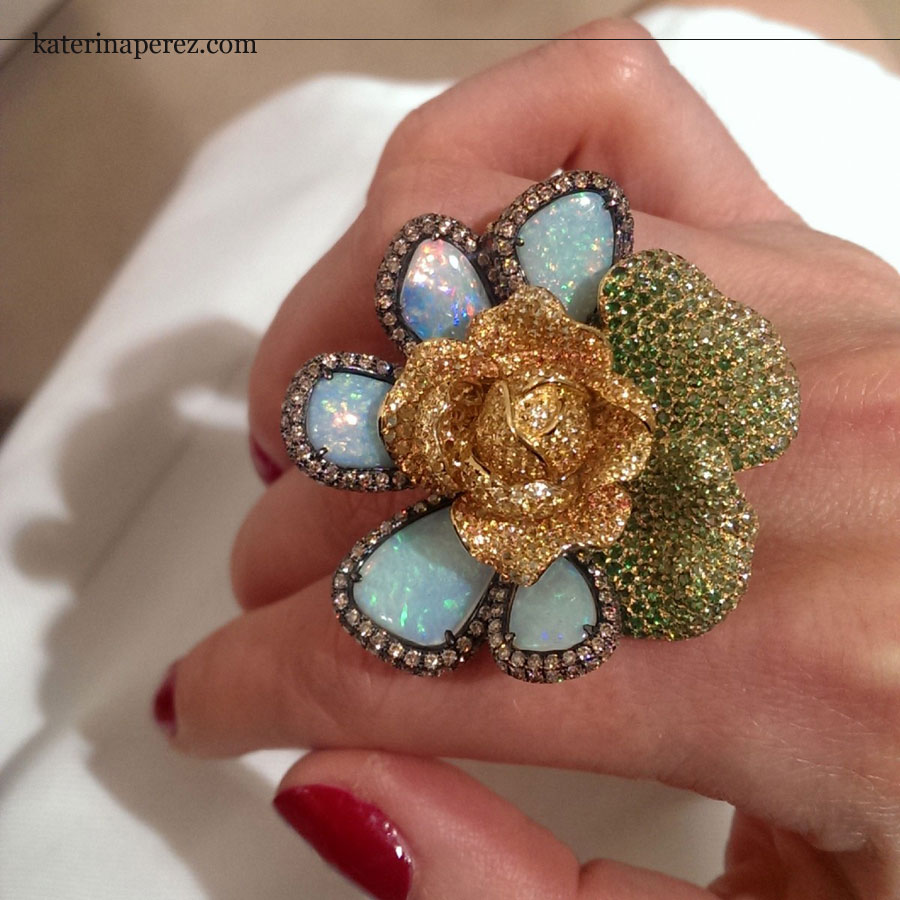 Wendy-Yue-Flower-Ring-Basel