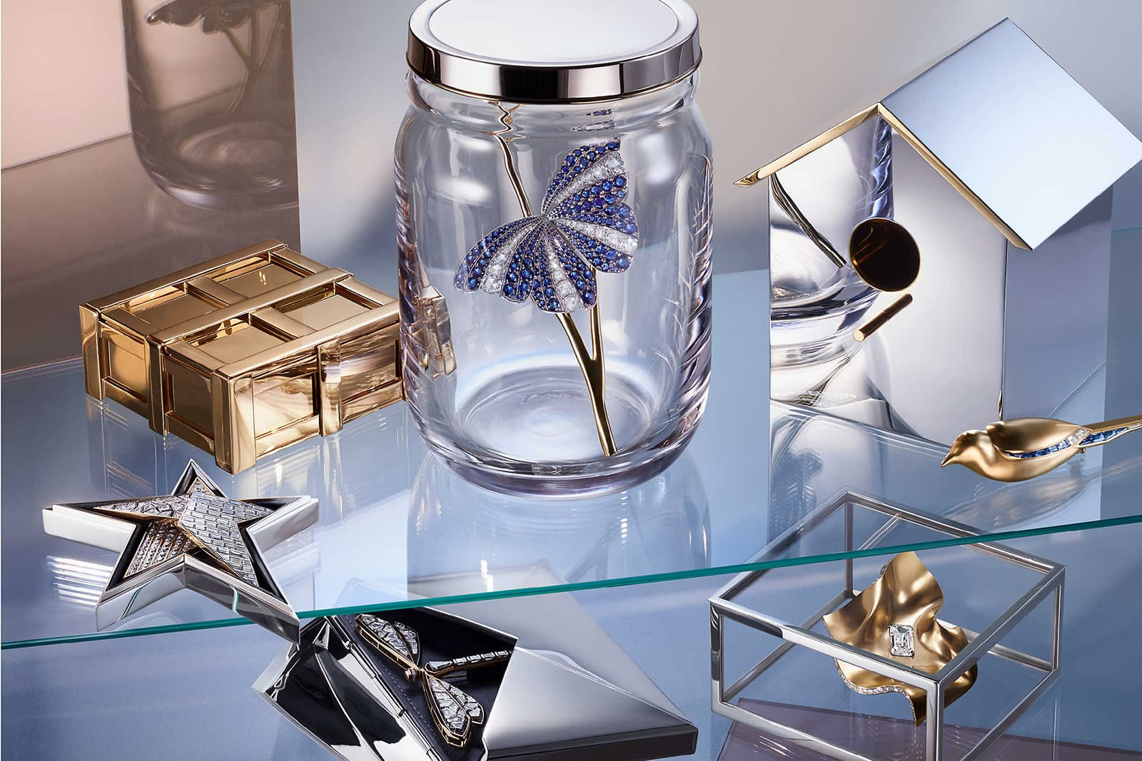 Tiffany&Co. Blue Book 2019 collection