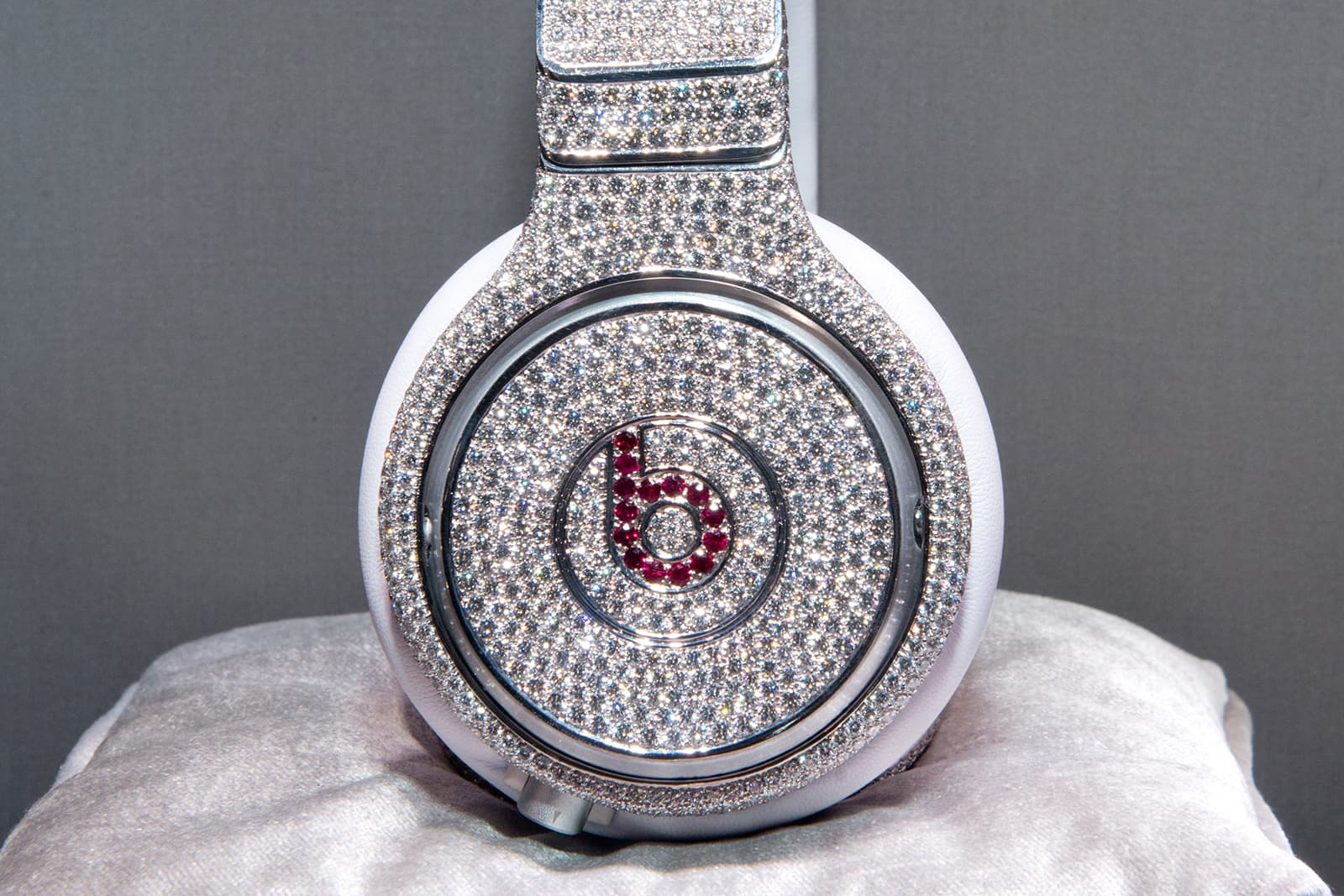 The Beats x Graff Diamond wireless headphones