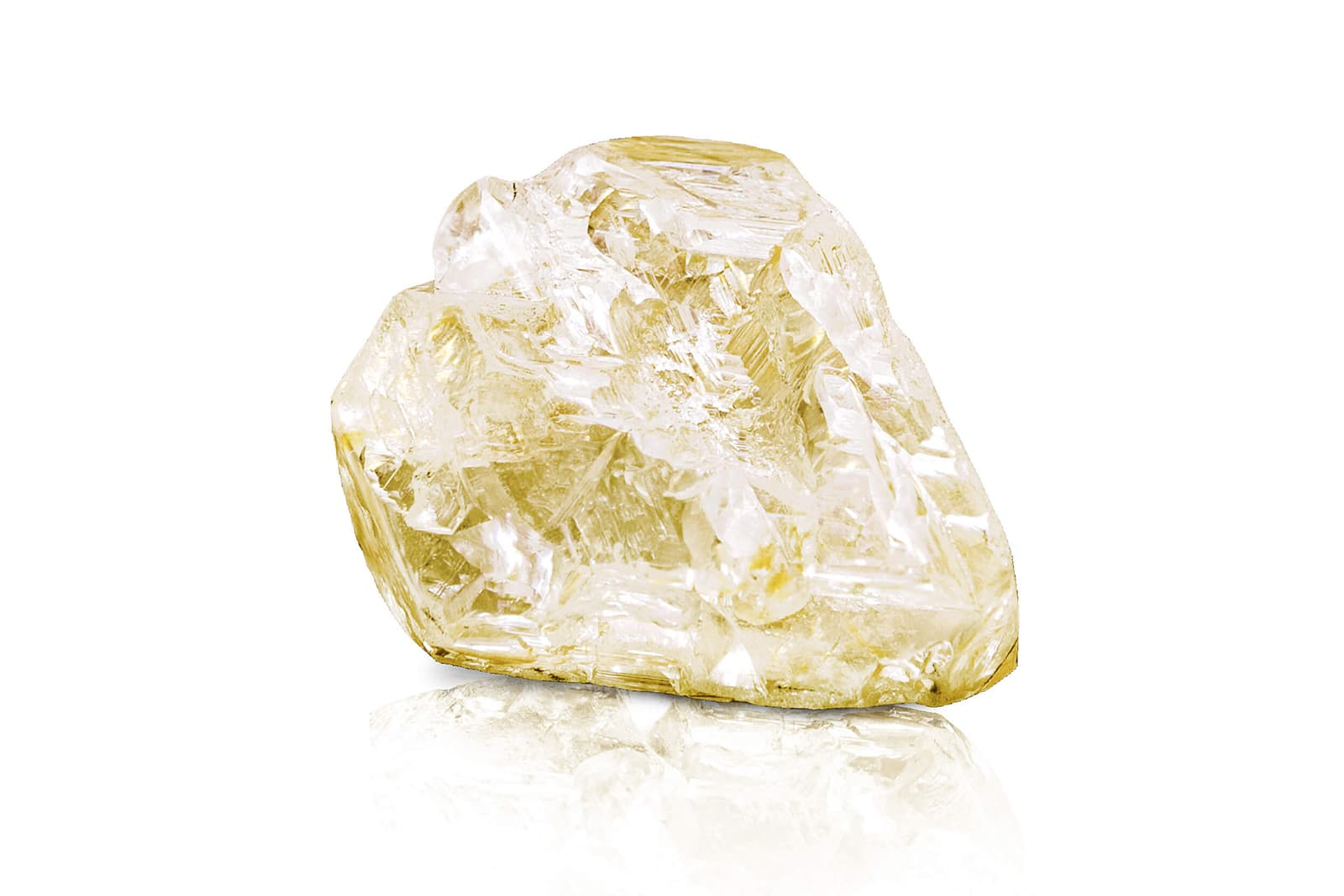 The 709-carat Peace Diamond was discovered by a team of artisanal diggers in Sierra Leone