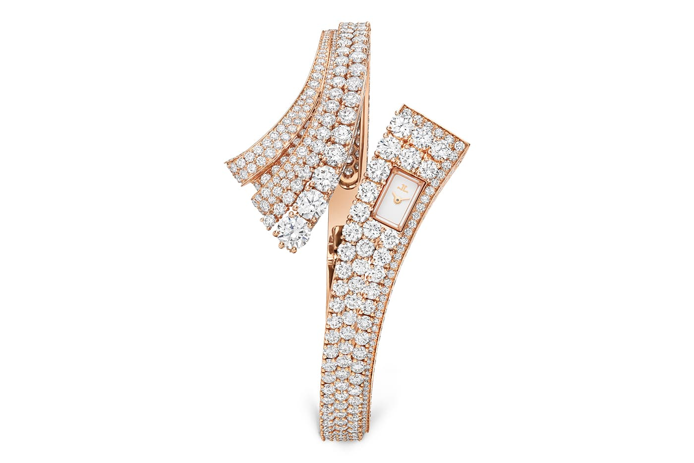 Jaeger-LeCoultre's exquisite 101 Bangle was inspired by the bold geometry of the Art Deco era