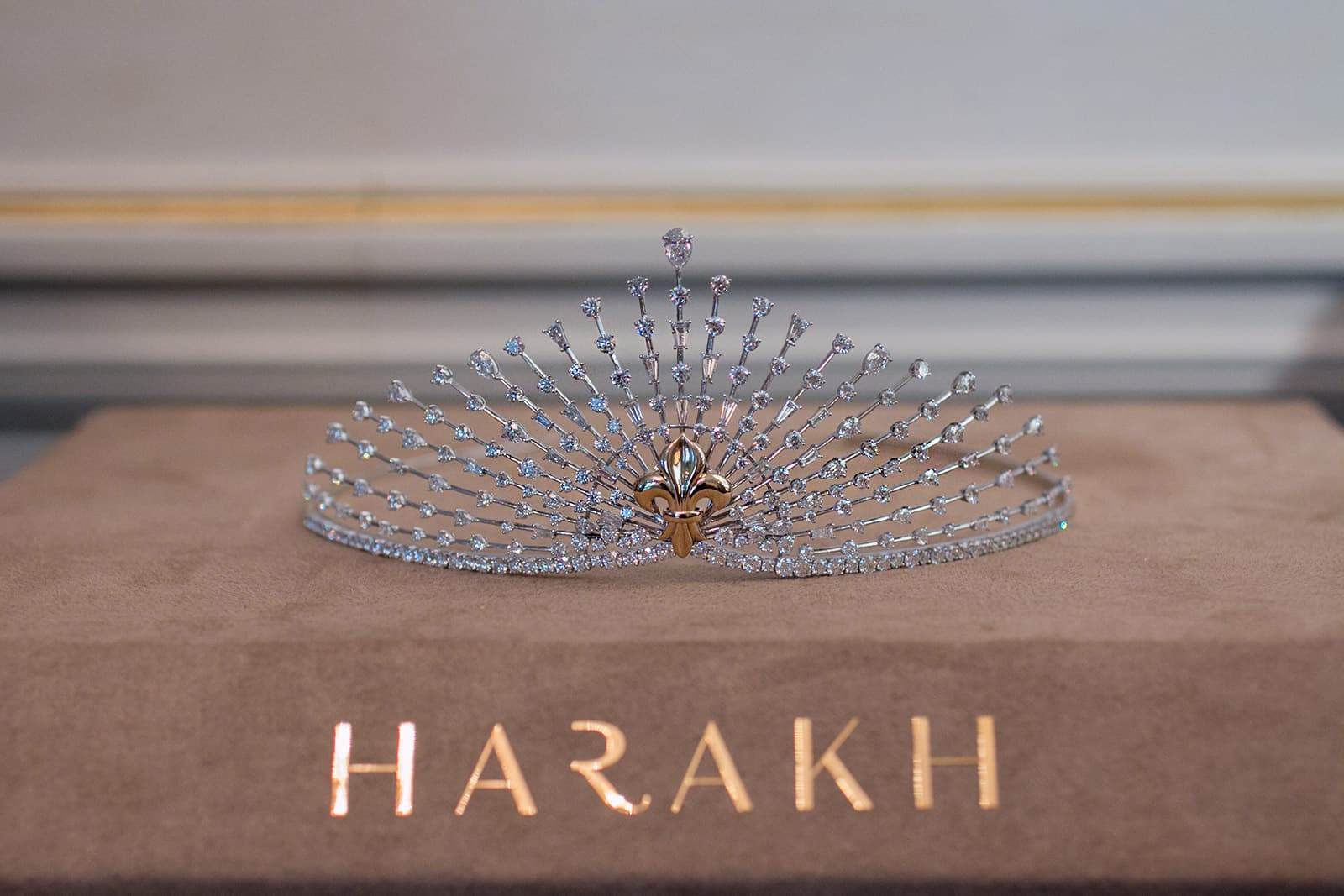 With its exceptional creations set with top-quality diamonds, HARAKH wants to break the stereotype that high jewellery cannot be made in India