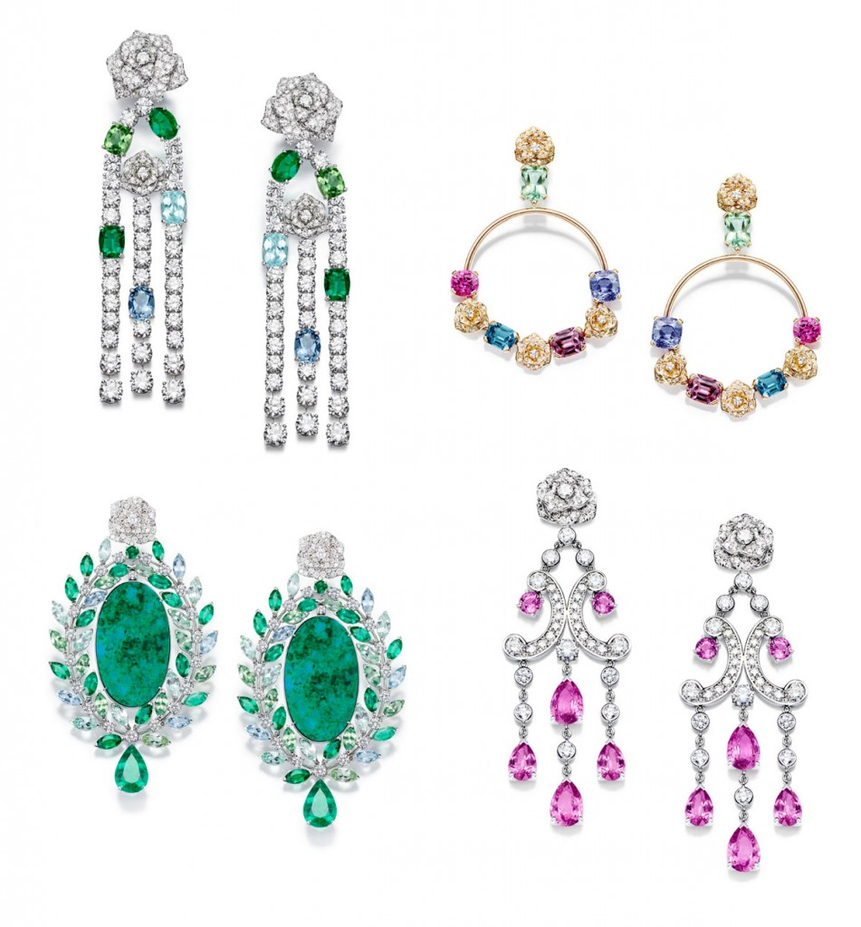 Piaget_Rose_Earrings