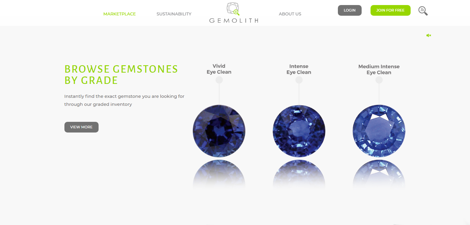 Now, if you have not visited Gemolith.com yet, do take a look at the selection of stones on the website
