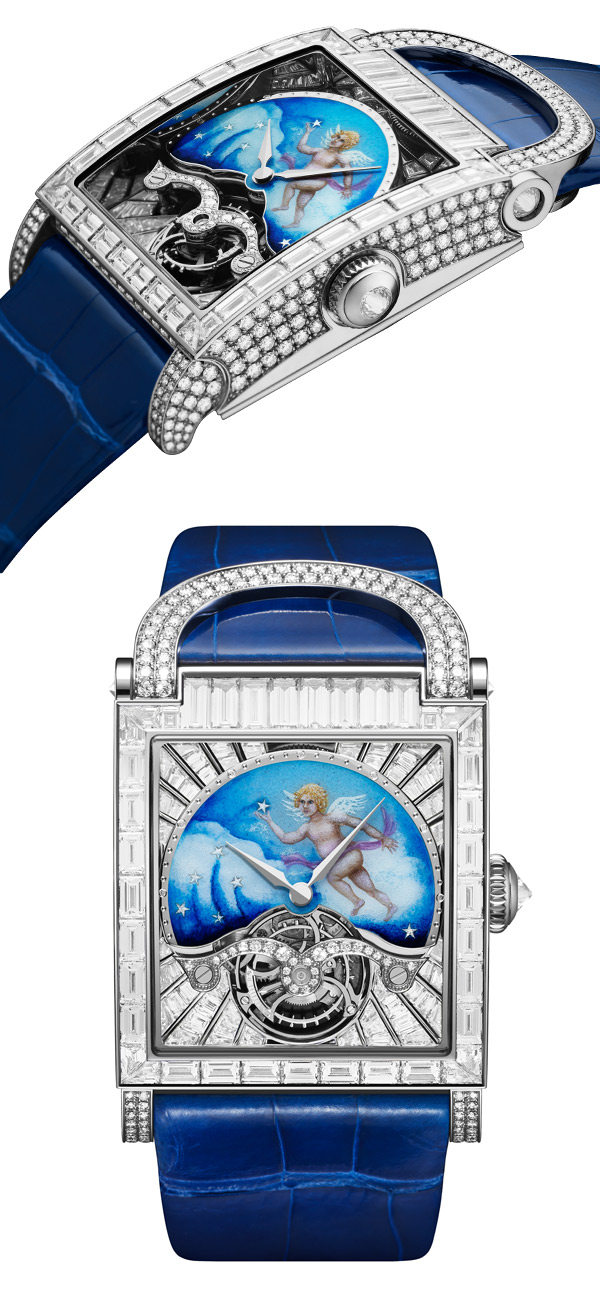 De Laneau Guardian Angel watch
