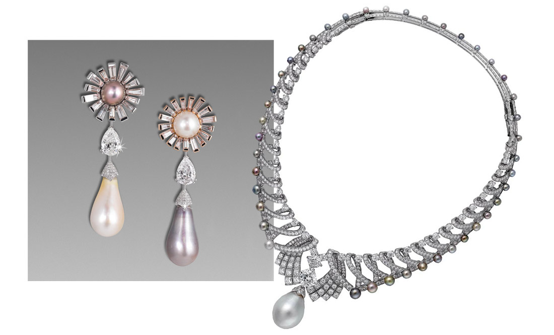 Best Pearl Jewellery of the Biennale des Antiquaires