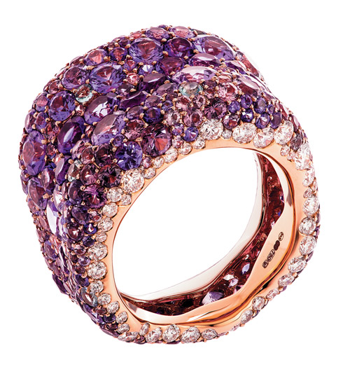 Fabergé Emotion collection ring