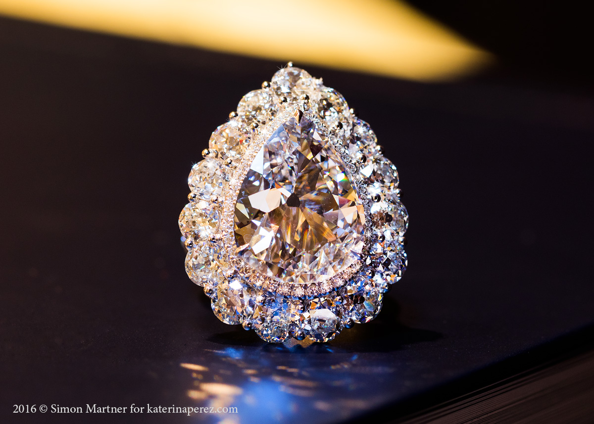 a ring from Hong Kong jewellers Saboo Fine Jewels