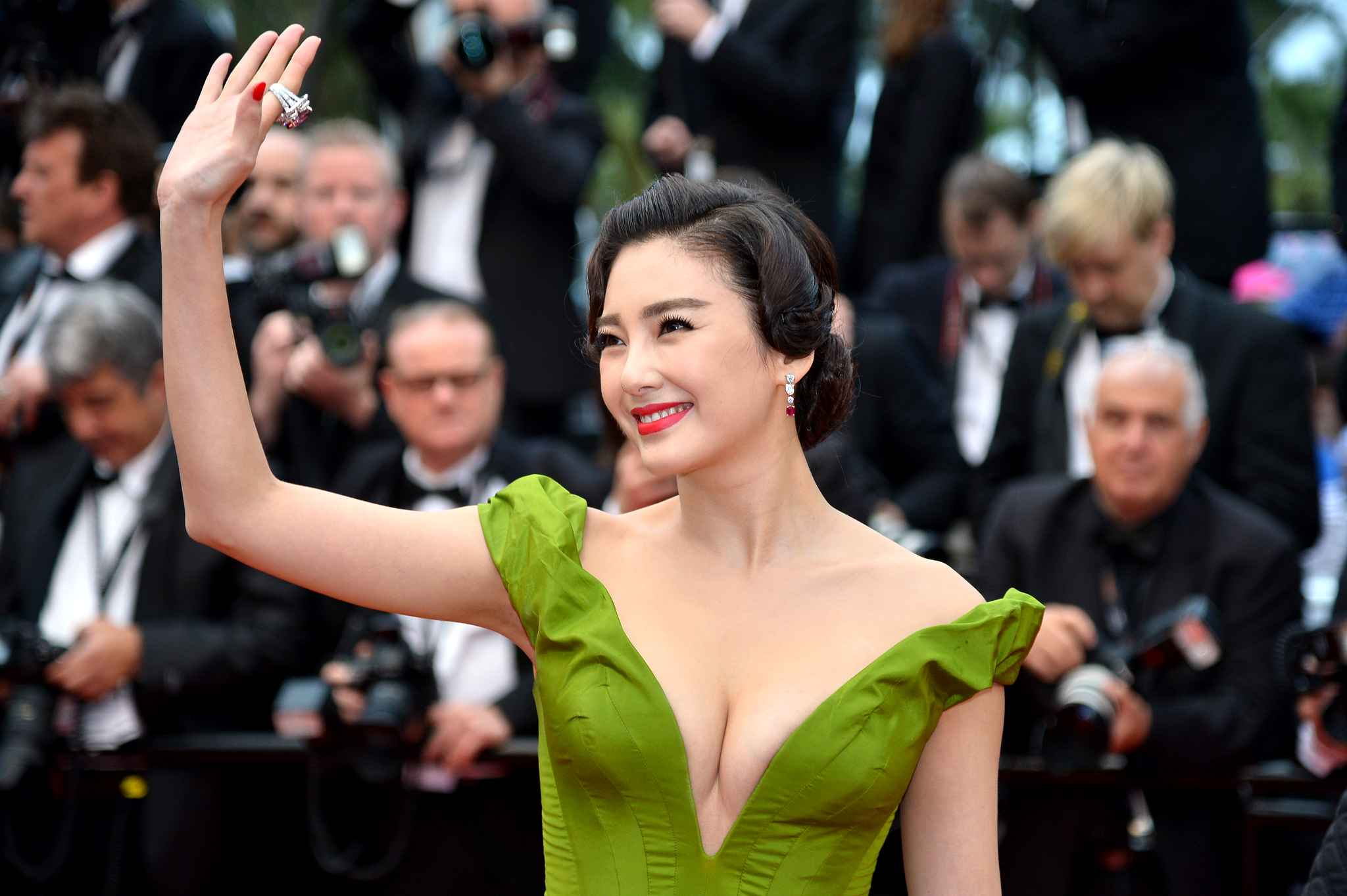 fan bing bing chopard