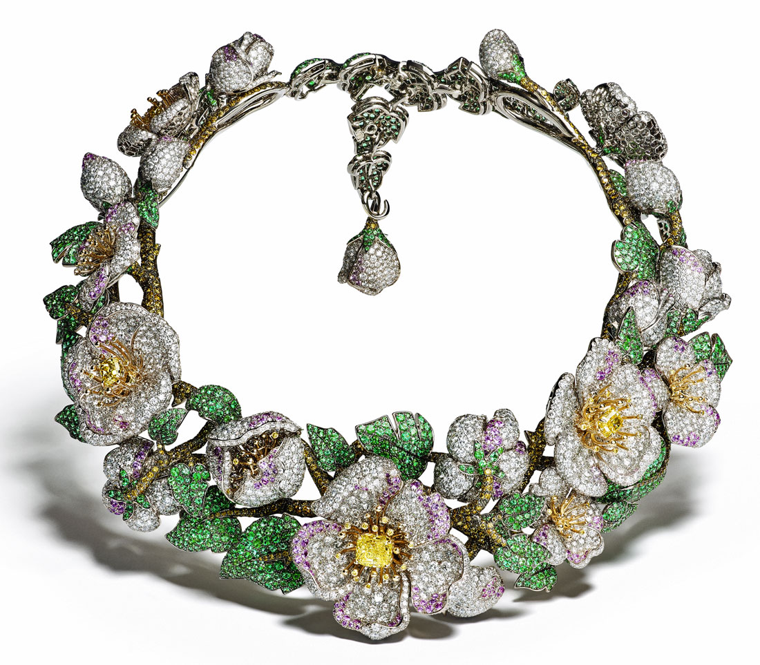Giampiero Bodino Simonetta necklace from the Primavera collection