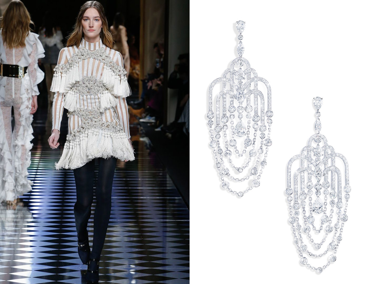 Jewelry journal for Couture vs haute couture