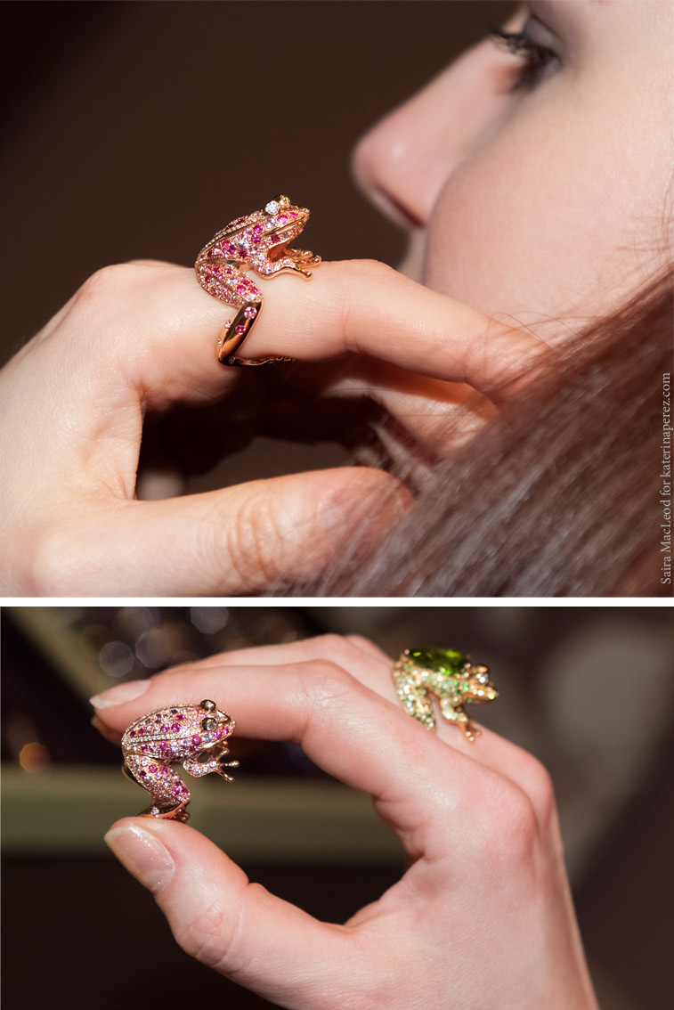 Mathon-Grenouille-ring