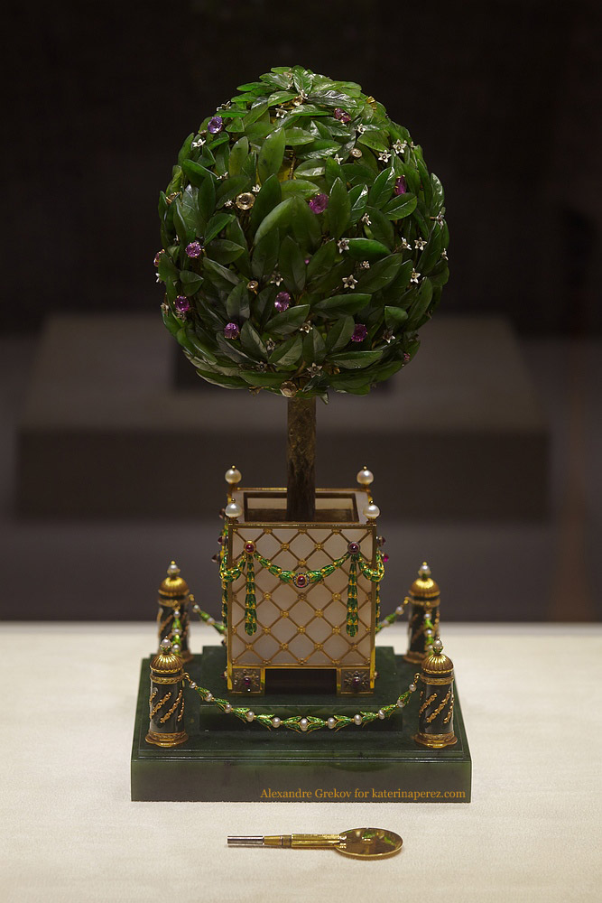 Faberge-Orange-Tree-Easter-