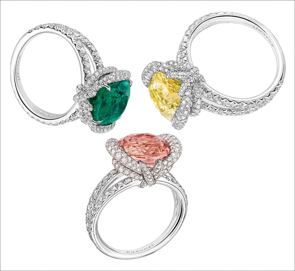Chaumet Liens High Jewellery Rings