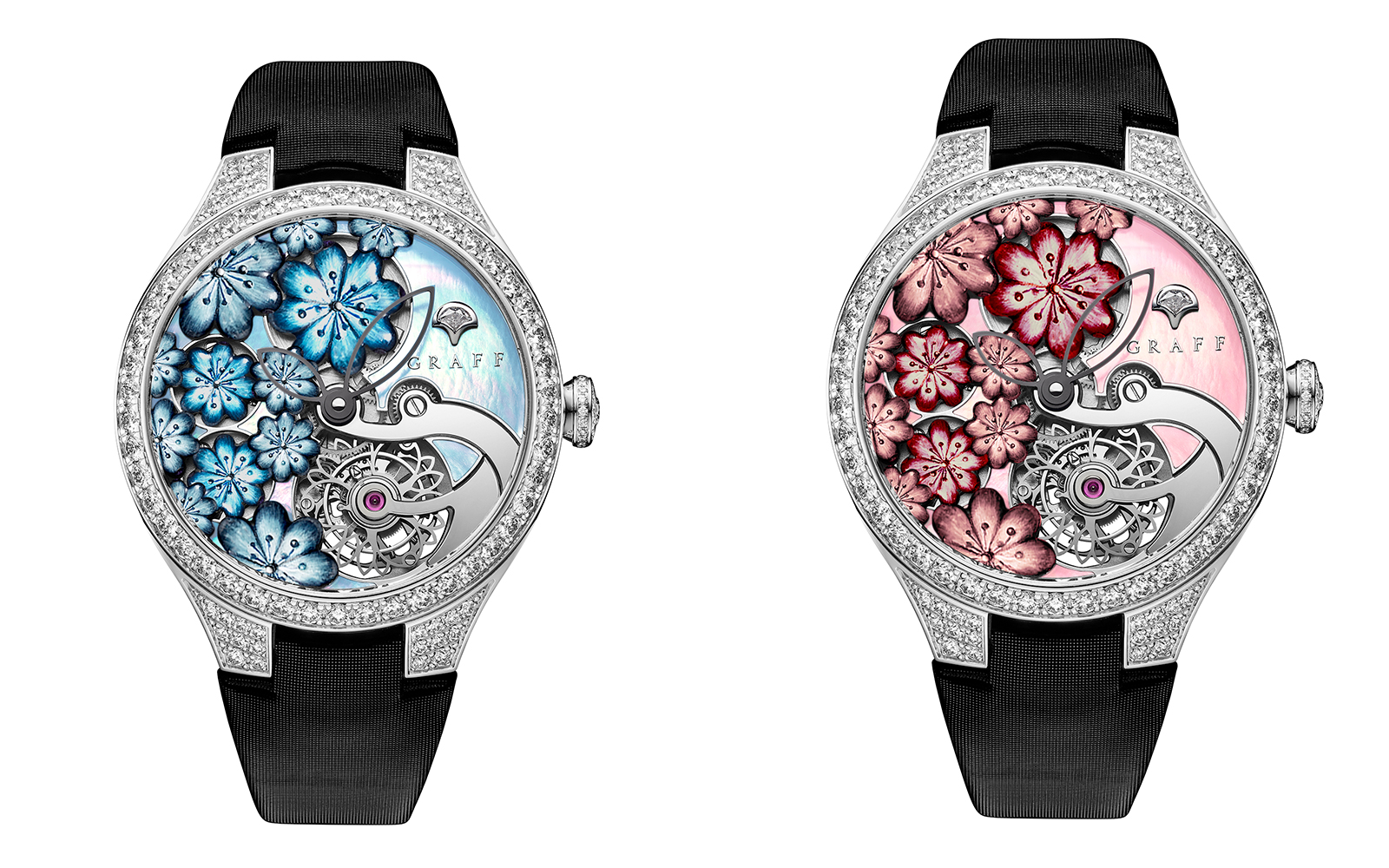 Floral Tourbillon от Graff Diamonds