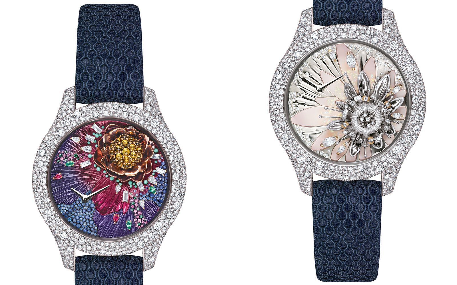 Dior Grand Soir Botanic watches