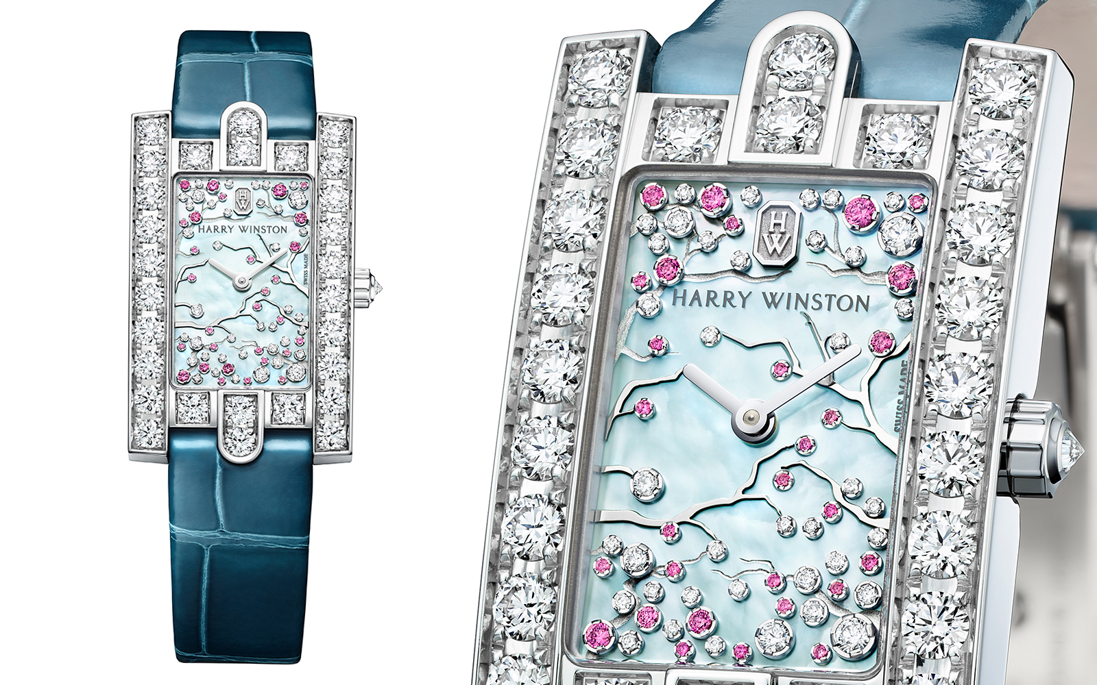 Avenue Classic Cherry Blossom by Harry Winston