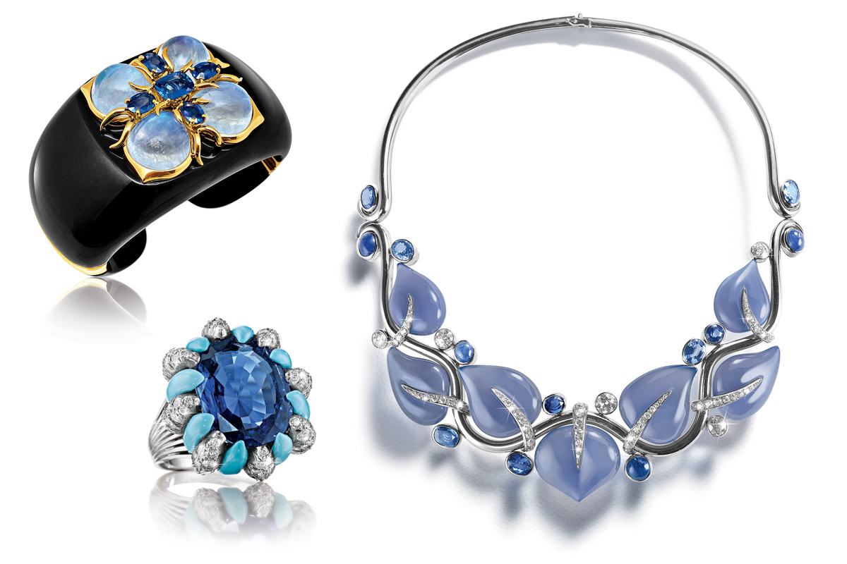 Verdura and Belperron Jewellery