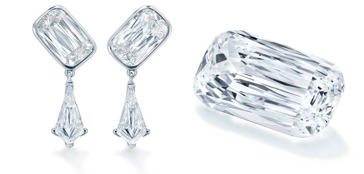 The Ashoka cut diamond. Exclusively available in the UK at Boodles