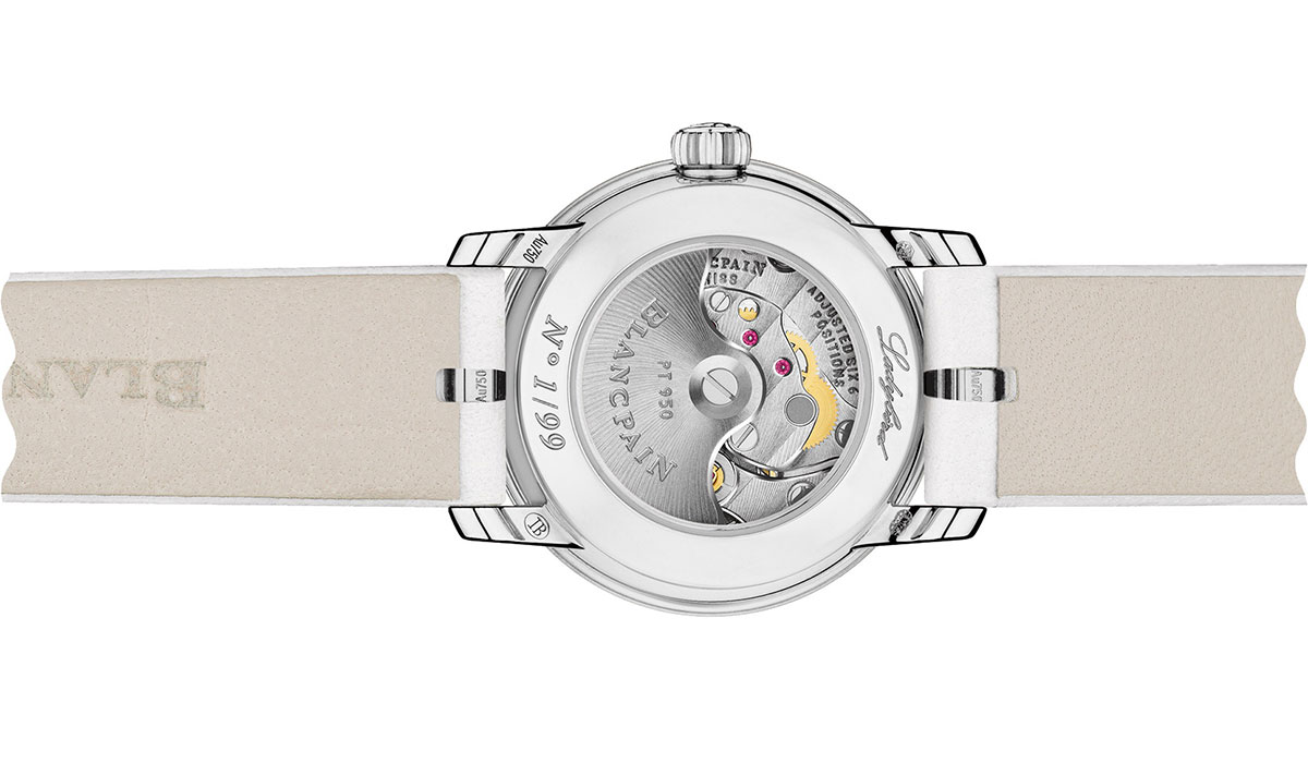 The New Ladybird Valentine's Day Special Edition From Blancpain