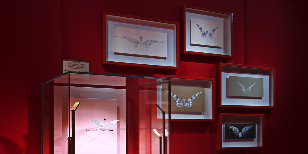 Chaumet Une Education Sentimentale exhibition