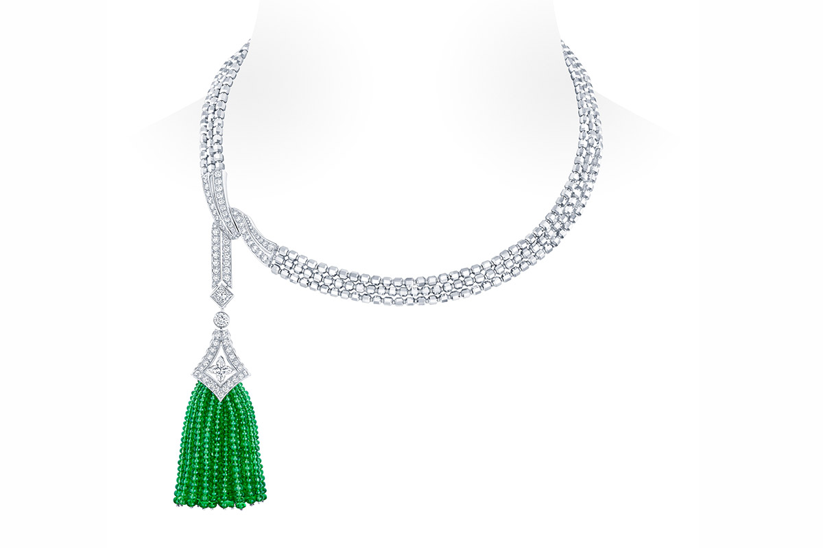 Louis Vuitton - Acte V high jewellery collection