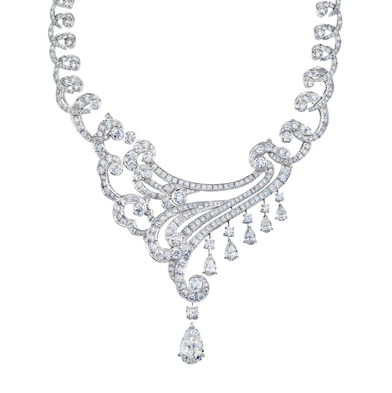 The Sirocco Necklace From De Beers