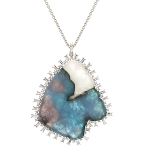 Paraiba Obsession necklace