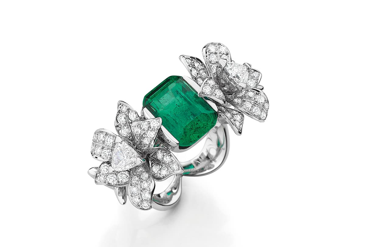 Celebrate May Birthstone Gem Emerald Fine Jewellery